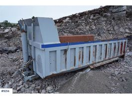 Other truck part Dumper box with tipping cylinder