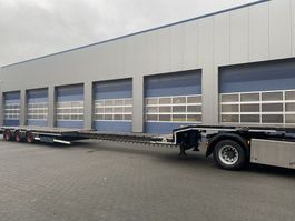 Satteltieflader Auflieger Nooteboom OSD-48-03V, 3-Axle, Extendable, Full Zinc Metallised, Like NEW, TUV 12-2021 2012