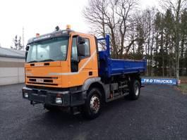 tipper truck > 7.5 t Iveco cursor 440 hp bi-benne! très bon état