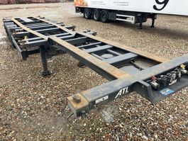 container chassis semi trailer Kögel Port simple Extending 20-2x20-30-40 Ft  High Cube 2014