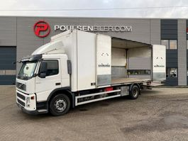 closed box truck Volvo FM300 Ekeri box 2011