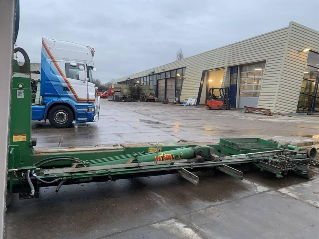 Container system truck part Hyva Hyva 20T haak arm 2012 2012