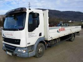sliding curtain truck DAF FA LF45 2007