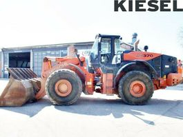 wheel loader Hitachi ZW 370-5 2014
