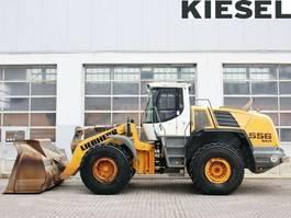wheel loader Liebherr L556 2013