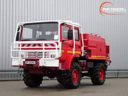 fire truck Renault 85 150 4x4 - 2.000 ltr watertank - feuerwehr - fire brigade - brandweer ... 1992