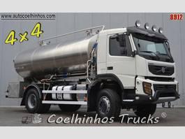 tank truck Volvo FMX 370