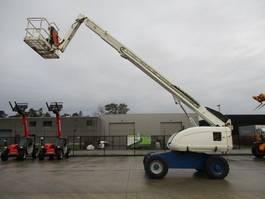 articulated boom lift wheeled JLG 660 SJ (394) 2008