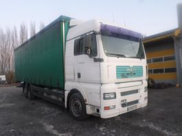 other trucks MAN 26.320 2008