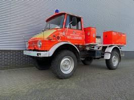 other trucks Unimog U404 Topstaat! met 9992 KM! 1975