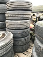 tyres truck part Continental 265/70 R19,5