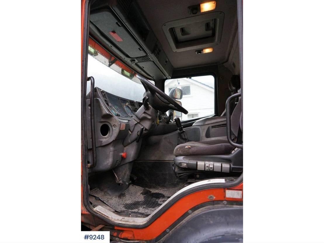 Scania 94g 4x2 Tipper Truck With 3 Way Tip And Heat In Pl Plattform Lkw Trucksnl