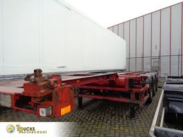 chassis semi trailer Broshuis 3UCC-39 + 3 axle + 2X EXTENDABLE 40FT HC 1995