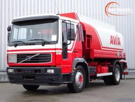 tank truck Volvo FL615 ADR, 10.500 ltr. Tank, Fuel, Pomp - Pumpe 2005