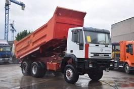 tipper truck > 7.5 t Iveco MP380E34W  6X6 TIPPER/ KIPPER 1998