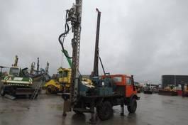 Bohranlage Unimog 1300 unimog 1300 4x4  water drill
