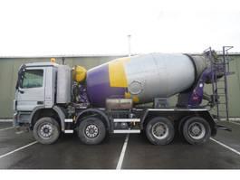 concrete mixer truck Mercedes-Benz Actros 4141 8X4 10 m3 MIXER 349.000KM 2008
