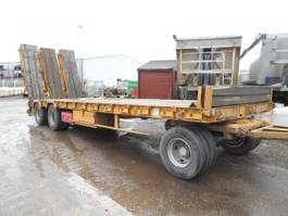 lowloader semi trailer ACTM Non spécifié 1996