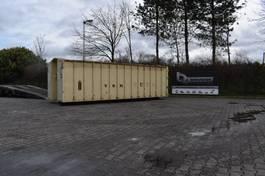 debris container 30 m3 6.2 lang Leebur Container