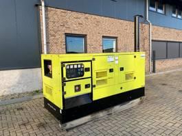 Generator Gesan DPR 100 Perkins Stamford 100 kVA supersilent Rental generatorset 2011