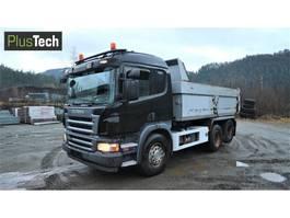 tipper truck > 7.5 t Scania P420 2006