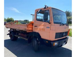 tipper truck > 7.5 t Mercedes-Benz 809 K 1992