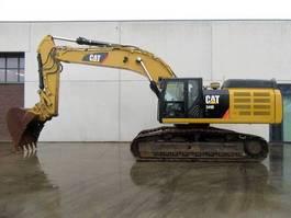 crawler excavator Caterpillar 349EL 2012
