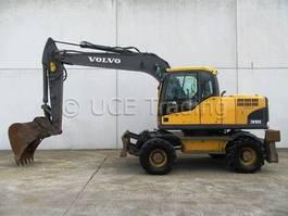 wheeled excavator Volvo EW160C 2007