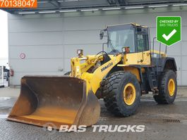 wheel loader Komatsu WA430-6 LOW HOURS - GERMAN MACHINE 2007