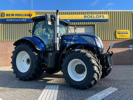 farm tractor New Holland T7 270 AC Limeted Edition 2020