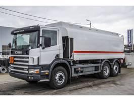 tank truck Scania 94.300 + STOKOTA 19000 L (5COMP.) 2003