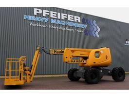 articulated boom lift wheeled Haulotte HA16SPX Diesel, 4x4 Drive, 16m Working Height, Jib 2007