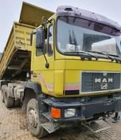 tipper truck > 7.5 t MAN 26.372  6x6 1994