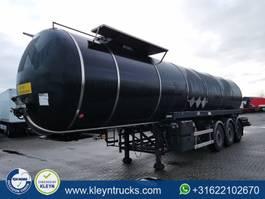 tank semi trailer semi trailer LAG 31000 L BITUMEN electrical heated 2003