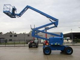 articulated boom lift wheeled Genie Z60/34 2005