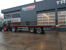 drop side full trailer agpro 3 as bladgeveerd 1990