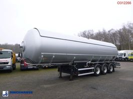 tank semi trailer semi trailer LAG Gas tank steel 48 m3 + pump 2020