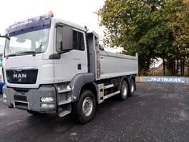 tipper truck > 7.5 t MAN TGS26.360 6x4 HARDOX TIPPER INSULATED