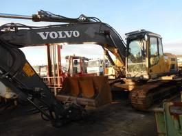 crawler excavator Volvo EC220 D 2013