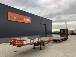 lowloader semi trailer Nooteboom MCO-48-03V, lowloader, 3x steering-axle, 640cm extendable, hydraulic ramp, NL-trailer, APK: 07/2021 2007