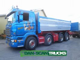 tipper truck > 7.5 t Scania R560 8x4 3 way tipper 4100mm weelbase 2013