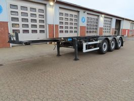 container chassis semi trailer LAG 20-30