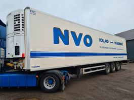 refrigerated semi trailer Krone Thermo king 2007