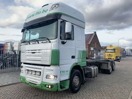 chassis cab truck DAF XF 105.460 6x2 Chassis Cabine Retarder 2011