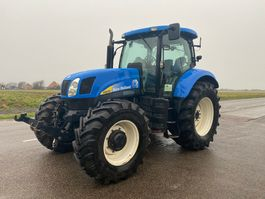 farm tractor New Holland T6070 2009