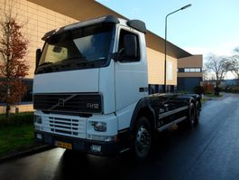 container truck Volvo FH12-62RA-8021S 1999