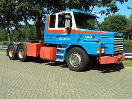 Langhauber SZM Scania 143 1991
