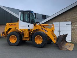wheel loader Fiat Hitachi W110 A 1999