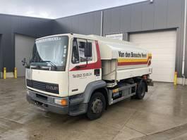 tank truck DAF 55.160 + 9000L TANKER 1998
