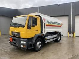 tank truck MAN 18.250 + 13000L TANKER 2004